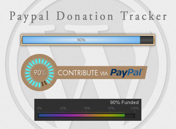Wordpress Plugin: Paypal Donation Tracker